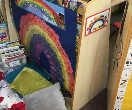 Our Prayer Place in Nursery